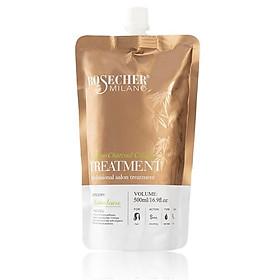 Dầu hấp ủ tóc Collagen BOSECHER Bamboo Charcoal Treatment (Phủ lụa siêu mượt) 500ml
