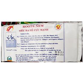 Phân bón cao cấp SUPER ROOTS AMIN Humic Acid Đậm Đặc - ROOTS NEW Siêu Ra Rễ Cực Mạnh (10ống x 20ml)