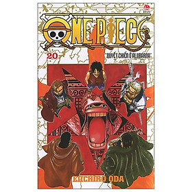 One Piece Tập 20: Quyết Chiến Ở Alubarna (Tái Bản 2020)