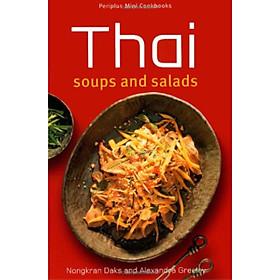 Thai Soups and Salads Cookbook