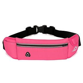 Outdoor Running Waist Bag Waterproof Mobile Phone Holder Jogging Belt Belly Bag Women Men Gym Fitness Bag Lady Sport Bag