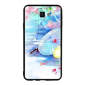 Hình đại diện sản phẩm Ốp lưng viền TPU cho điện thoại Samsung Galaxy J7 Prime - Diên Hi Công Lược Mẫu 7