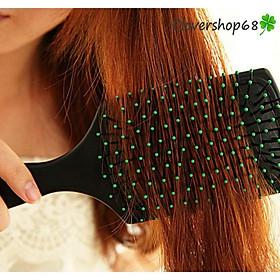 Lược massage da đầu, lược chải gỡ rối matxa tiện dụng