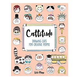 Hình đại diện sản phẩm Cattitude: Drawing Cats For Creative People
