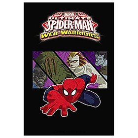 Marvel Universe Ultimate Spider-Man: Web Warriors Volume 3
