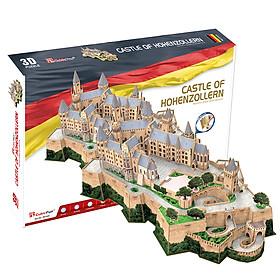 Mô Hình Giấy 3D CubicFun – Castle Of Hohenzollern MC232H