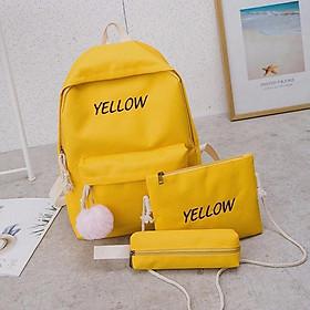 Balo thời trang nữ Ohazo! Phong cách Hàn Quốc, Tặng ngay Túi + Hộp đựng bút Cực Cool - BL136