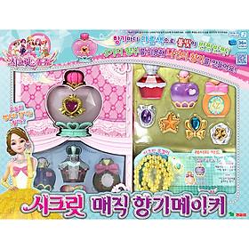 Đồ Chơi Sáng Chế Nước Hoa Young Toys - Secret Jouju Perfume Maker