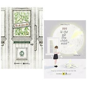 Combo  2 cuốn sách tư duy kĩ năng sống: Tôi Đi Tìm Tôi + 999 Lá Thư Gửi Cho Chính Mình – Mong Bạn Trở Thành Phiên Bản Hoàn Hảo Nhất/ Bộ sách là xoay quanh những câu chuyện xung quanh chính bản thân mình