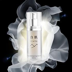 Tinh Chất Trắng Da Shirohada Pure Whitening Serum (30ml)-1