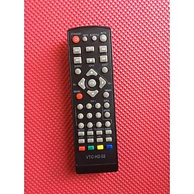 Điều khiển đầu thu VTC HD02