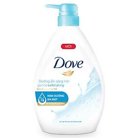 Sữa Tắm Dưỡng Thể Dove Mát-Xa Tẩy Tế Bào Chết 20274755 (900g)