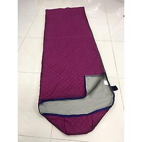 Túi ngủ văn phòng,du lịch 3 lớp chần bông