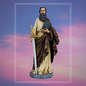 Tượng Thánh Phaolo Beconi 25 cm