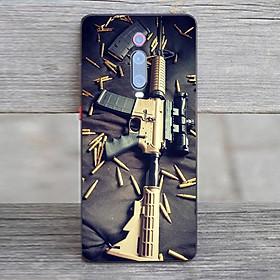 Ốp điện thoại dành cho máy Xiaomi Redmi 4A - GOLDEN GUN MS DGDG013