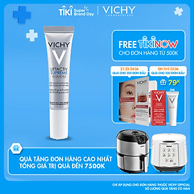Kem Dưỡng Chống Nếp Nhăn Và Nâng Mí Mắt - Liftactiv Ds Eye Cream Vichy 15ml - 100498225