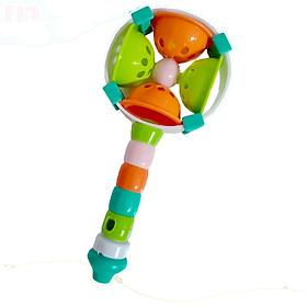 Đồ chơi xúc xắc có tay cầm nhiều màu sắc cho bé - PAPA Thái Lan.