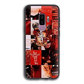 Ốp lưng Harry Potter cho điện thoại Samsung Galaxy S9 Plus - Viền TPU dẻo - 02052 7786 HP06 - Hàng Chính Hãng