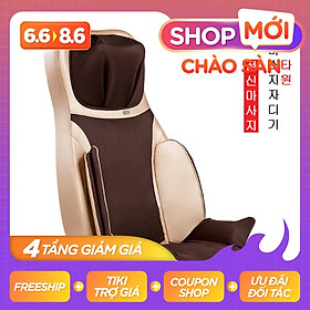 Đệm massage toàn thân aYosun 888A10 ( Bi và Hơi 2021 )