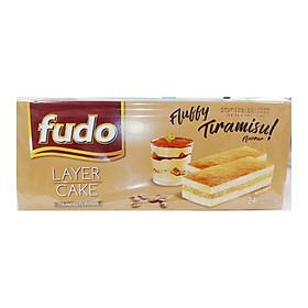 Bánh Bông Lan Fudo Tiramisu Oriental 432G (24 Gói x 18G)