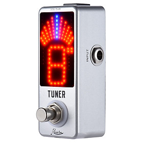 Bộ Điều Chỉnh Hiệu Ứng Âm Thanh Mini Màn Hình Đèn LED Cho Đàn Guitar Bass