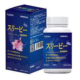 Viên ngủ ngon Sleepy Nhật Bản 80 viên – Hàng nhập khẩu nội địa Nhật Bản