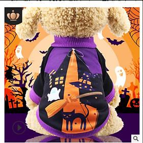 Quần áo Halloween cho Chó Mèo. (1 sản phẩm)