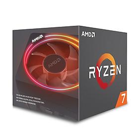 Bộ Vi Xử Lý CPU AMD Ryzen 7 2700 Processor - Hàng Chính Hãng