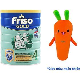 Sữa Bột Friso Gold 4 Cho Trẻ Từ 2-4 Tuổi 1.5kg + Tặng Gối Trái Cây (Ngẫu Nhiên)