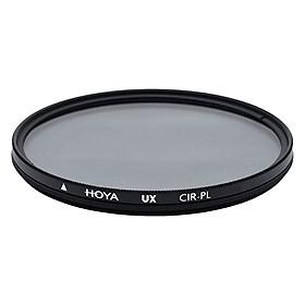 Kính Lọc Filter Hoya UX CPL 62mm - Hàng Chính Hãng