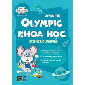 Luyện Thi Olympic Khoa Học-Science Olympiad 4