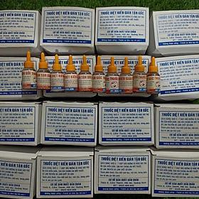 Combo 50 hộp ( 1 hộp 12 lọ ) thuốc diệt kiến gián sinh học
