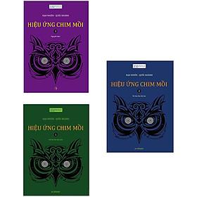 Combo 3 Cuốn: Hiệu Ứng Chim Mồi Tập 1 + 2 + 3
