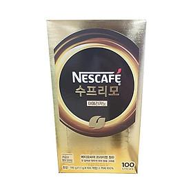 Nescafe Suprimo Americano 100 pieces