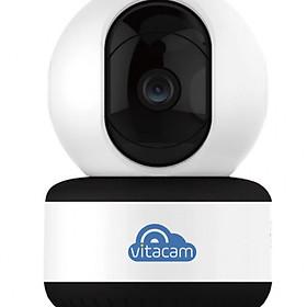 Camera IP Giám sát Trong Nhà Vitacam C1080 2.0mpx – Hàng Chính Hãng