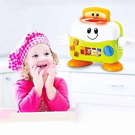 [WinFun] Máy nướng bánh mì âm thanh và ánh sáng