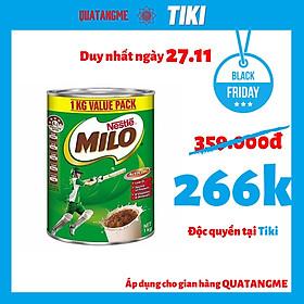 Sữa bột Nestlé Milo Australia 1000g - Nhập khẩu Australia