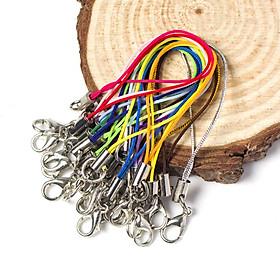 Combo 100 dây móc điện thoại sợi nhỏ (gồm khóa cua)