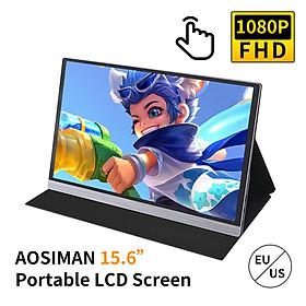 Màn hình 15.6inch 1080P LCD Screen 47% NSTC 16.7 Million Colors Gaming Monitor Portable Display IPS Panel Fast