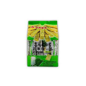 Kitada - Bánh gạo lứt khoai nưa cuộn vị rong biển 160g