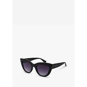 Mắt kính mát nữ mắt mèo gọng kính nhựa UV400 Jaliver Young SP – 1039Y