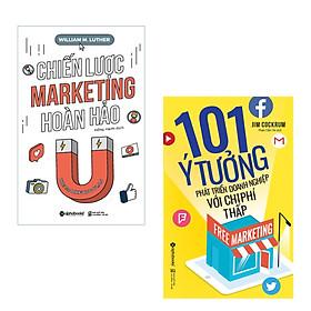 Combo Marketing Để Cạnh Tranh: Chiến Lược Marketing Hoàn Hảo + Free Marketing - 101 Ý Tưởng Phát Triển Doanh Nghiệp Với Chi Phí Thấp