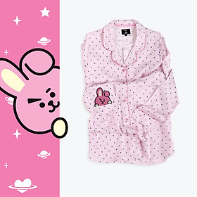 BT21 x HUNT One-piece Pajama Cooky HIYO84T02T