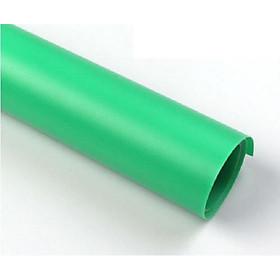Phông nền nhựa PVC chụp ảnh sản phẩm màu xanh lá