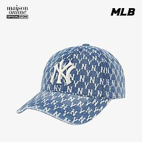 MLB - Nón bóng chày Monogram Denim 32CPDN011-50U