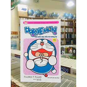 Doraemon - Chú Mèo Máy Đến Từ Tương Lai Tập 11