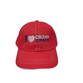 Mũ nón lưỡi trai Crown space cho bé 4-8 tuổi
