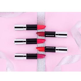Son lì mềm môi Beauskin Luxury Darling Matte 3.5g + Móc khóa-8