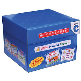 Little Leveled Readers: Level C [Box Set] (Just the Right Level to Help Young Readers Soar!)