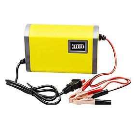 Máy Sạc Ắc Quy Battery Charger Tự Động 12V6A Cao Cấp AZONE